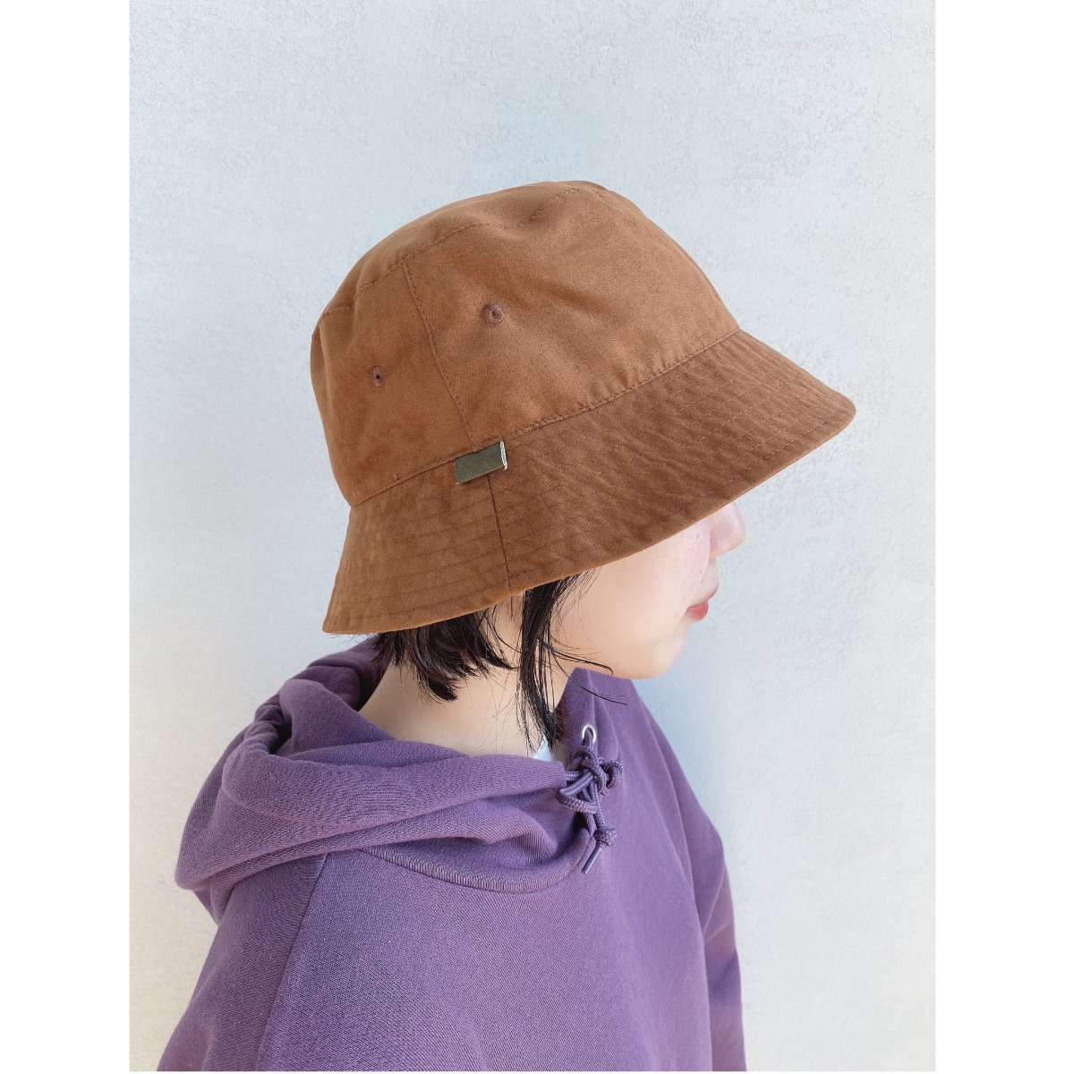 Suede Bucket Hat 詳細画像41