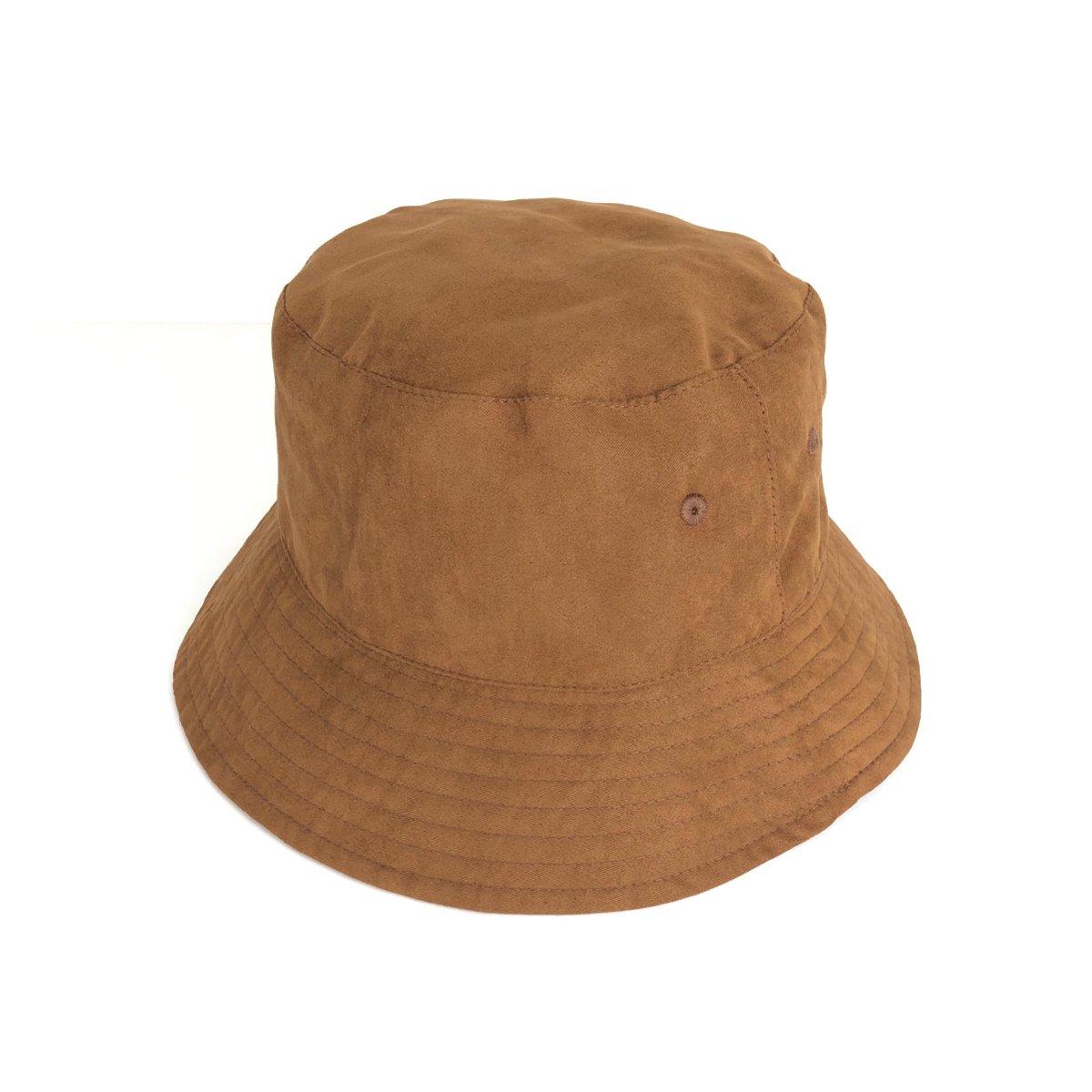 Suede Bucket Hat 詳細画像5