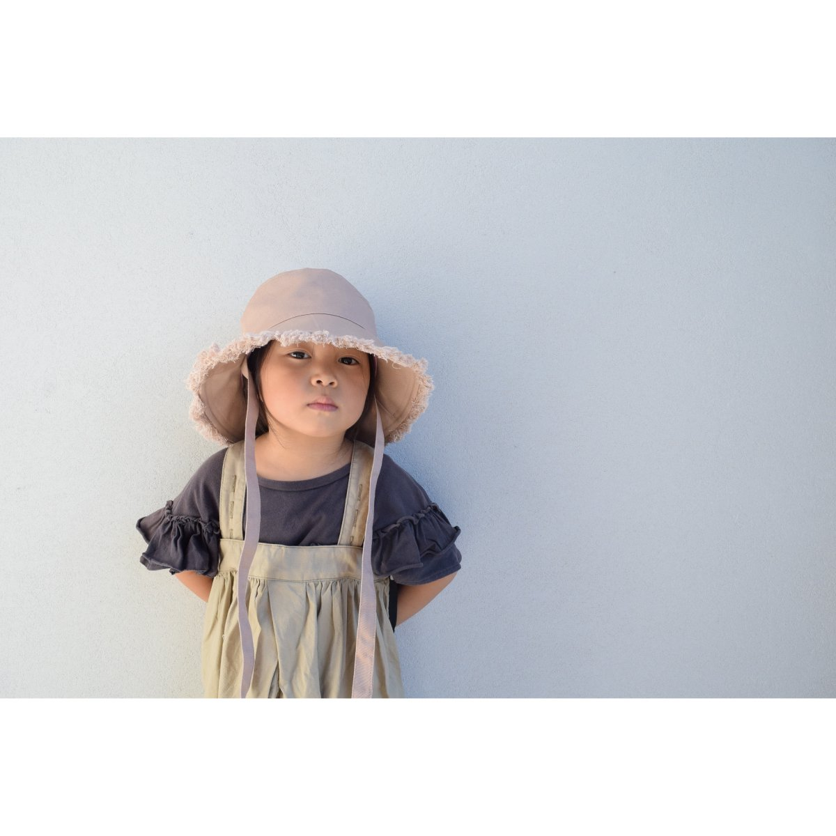 【KIDS】Kids Fringe Hat 詳細画像15