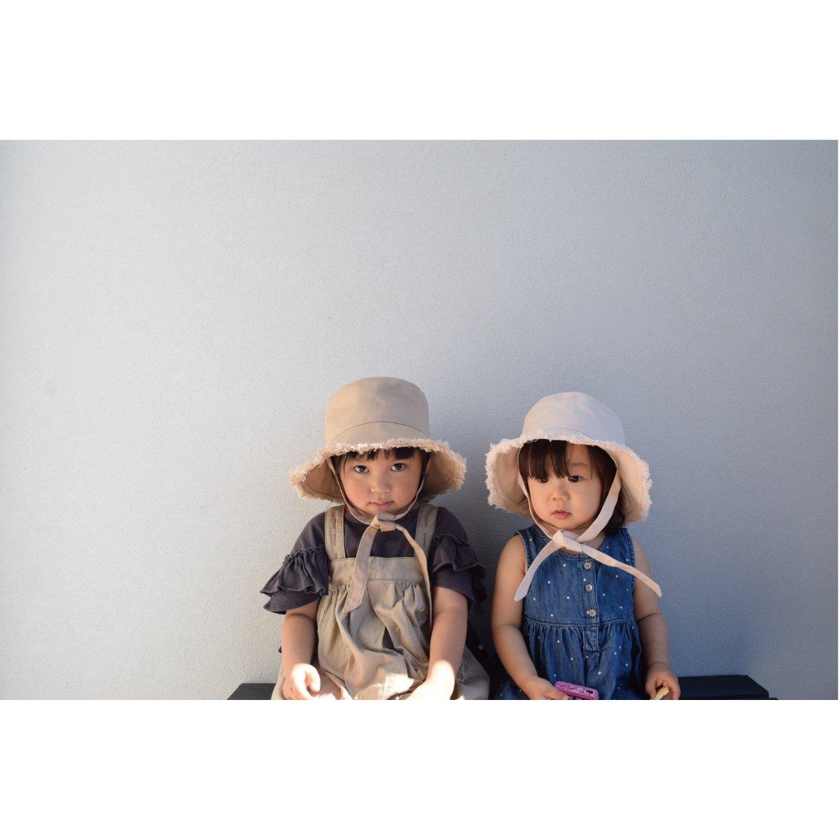 【KIDS】Kids Fringe Hat 詳細画像16
