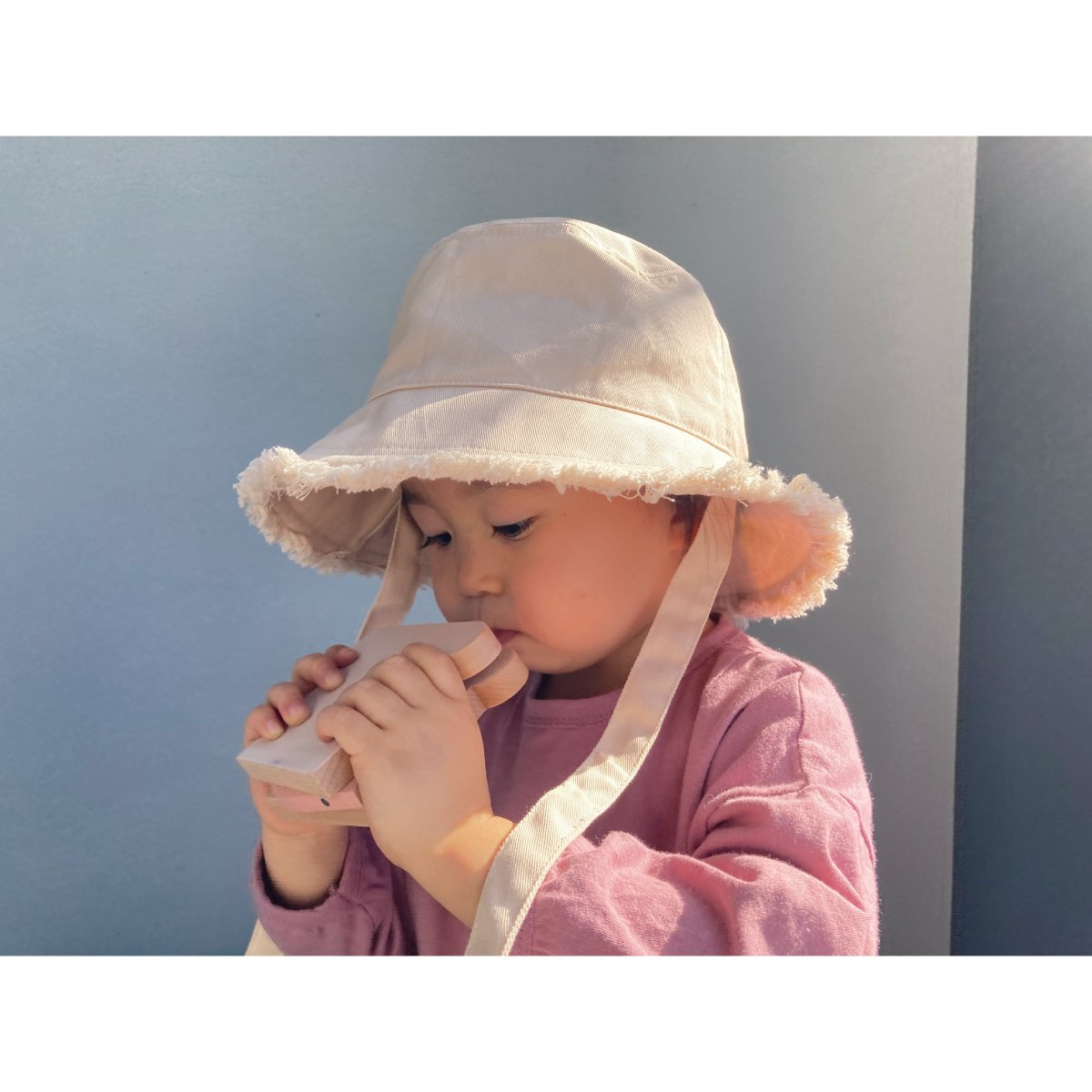 【KIDS】Kids Fringe Hat 詳細画像18