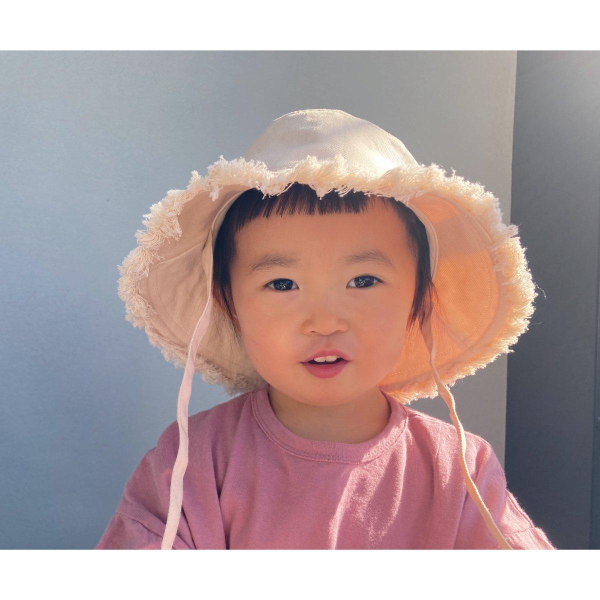 【KIDS】Kids Fringe Hat 詳細画像19