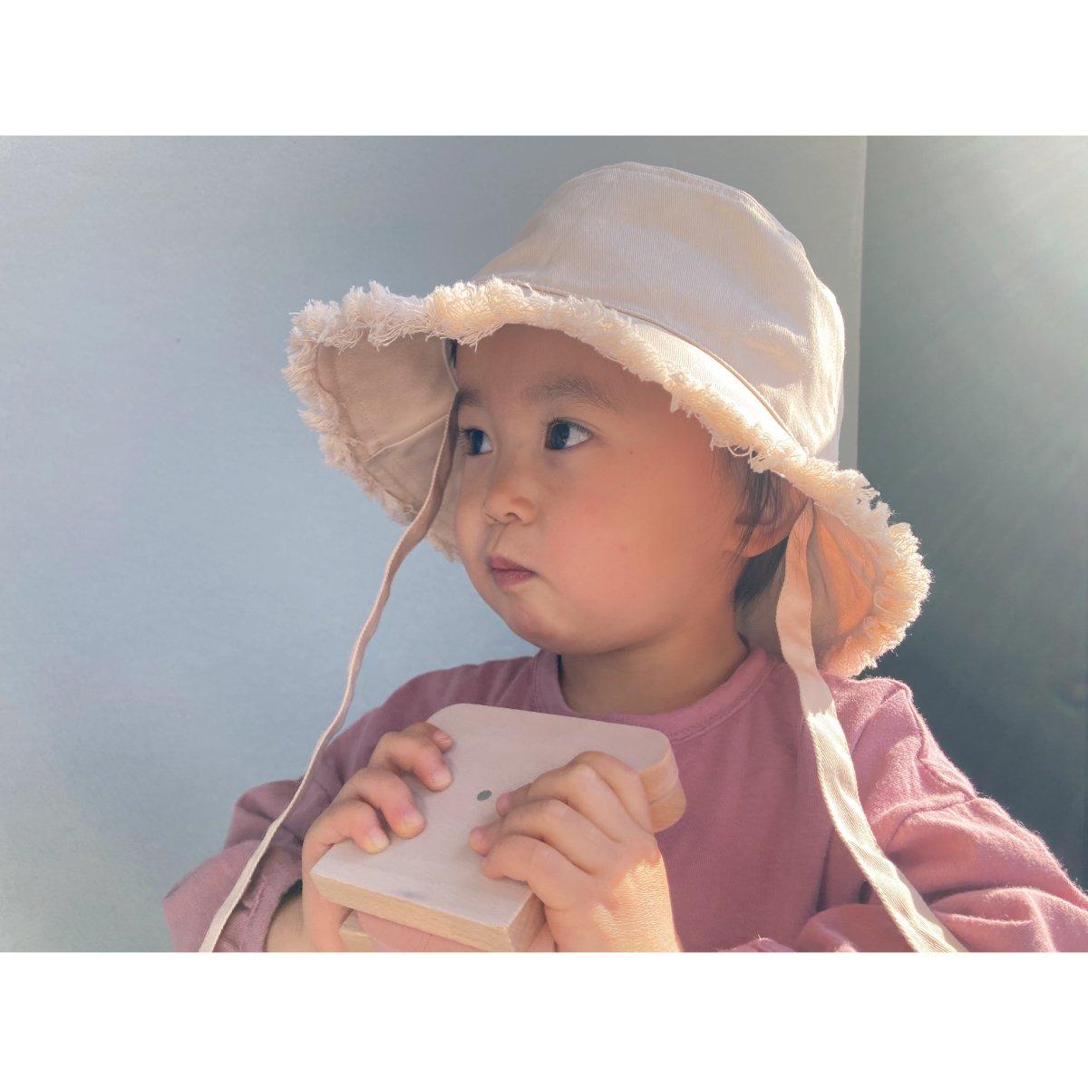 【KIDS】Kids Fringe Hat 詳細画像21