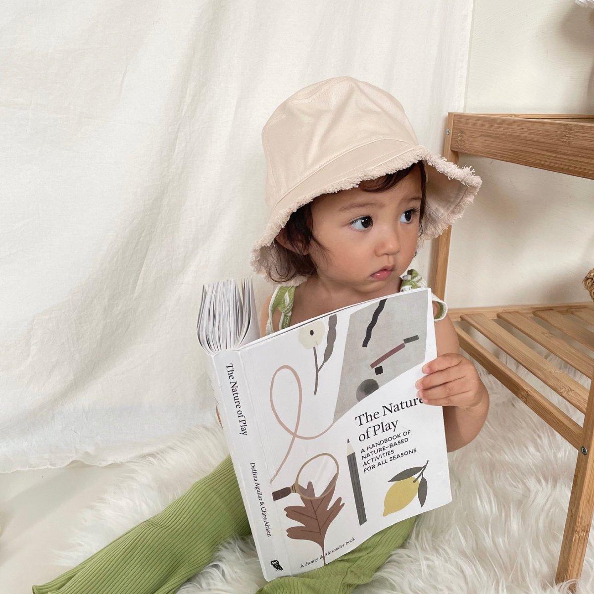 【BABY】Baby Fringe Hat 詳細画像18