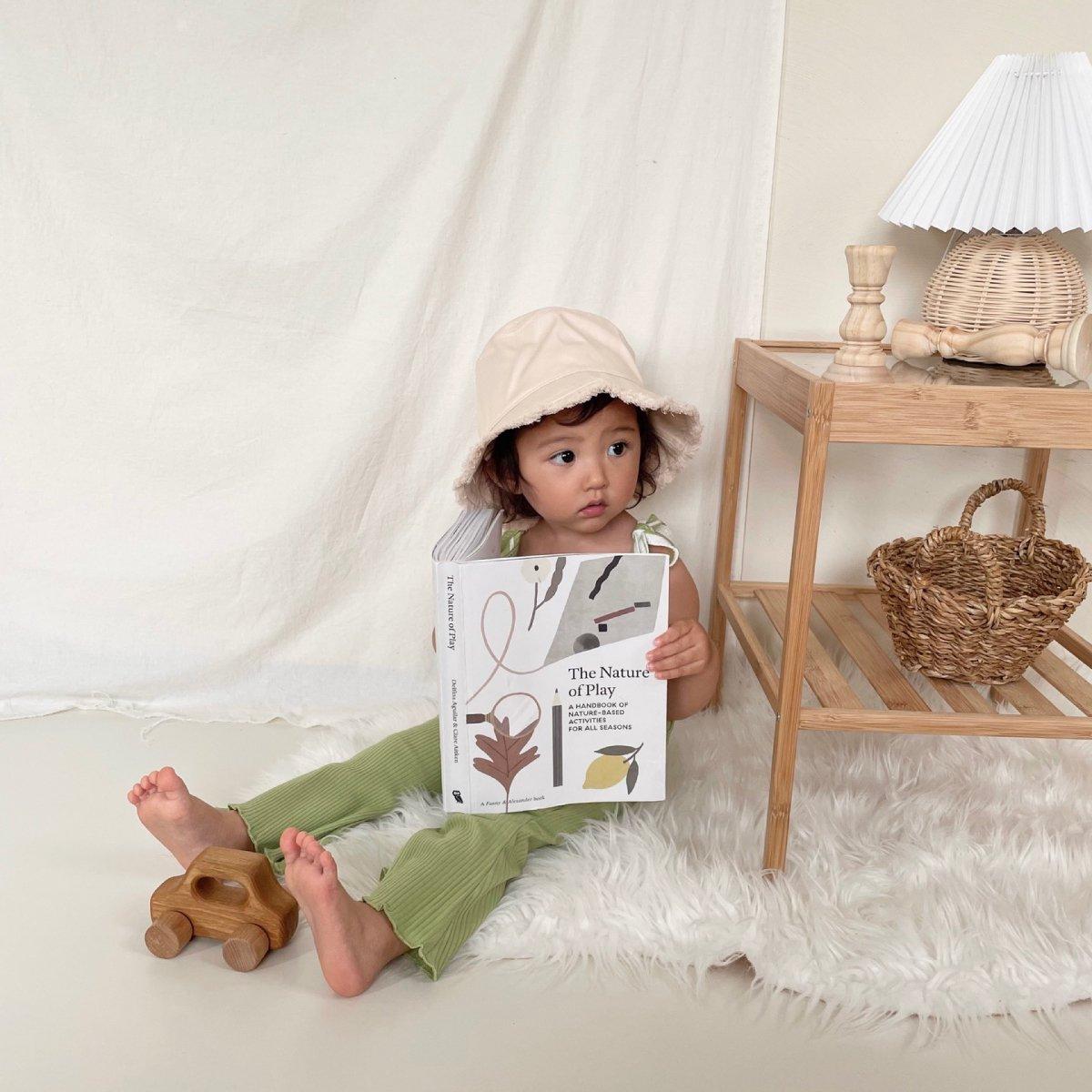 【BABY】Baby Fringe Hat 詳細画像19