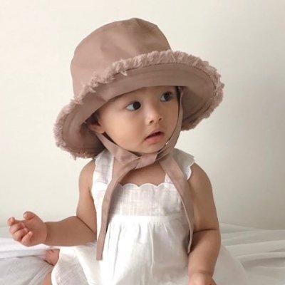 【BABY】Baby Fringe Hat