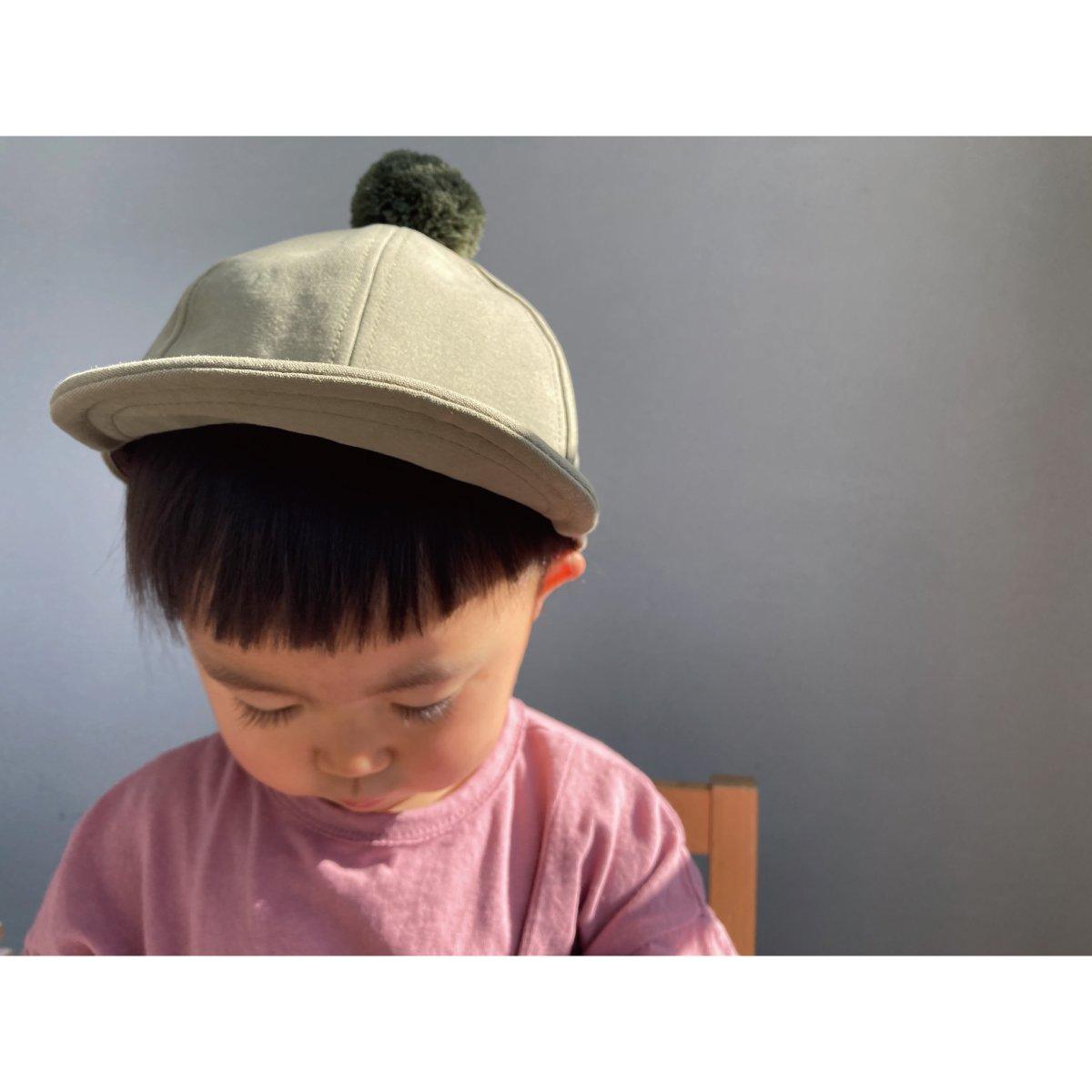 【KIDS】Dull Pon Cap 詳細画像32