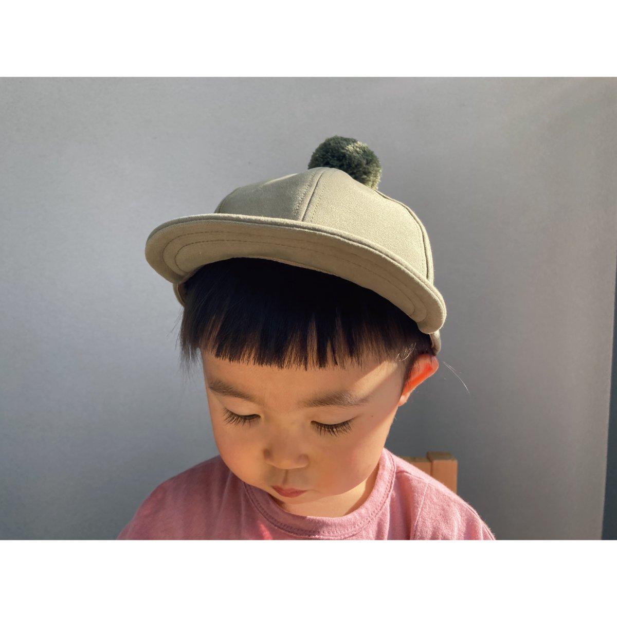 【KIDS】Dull Pon Cap 詳細画像33