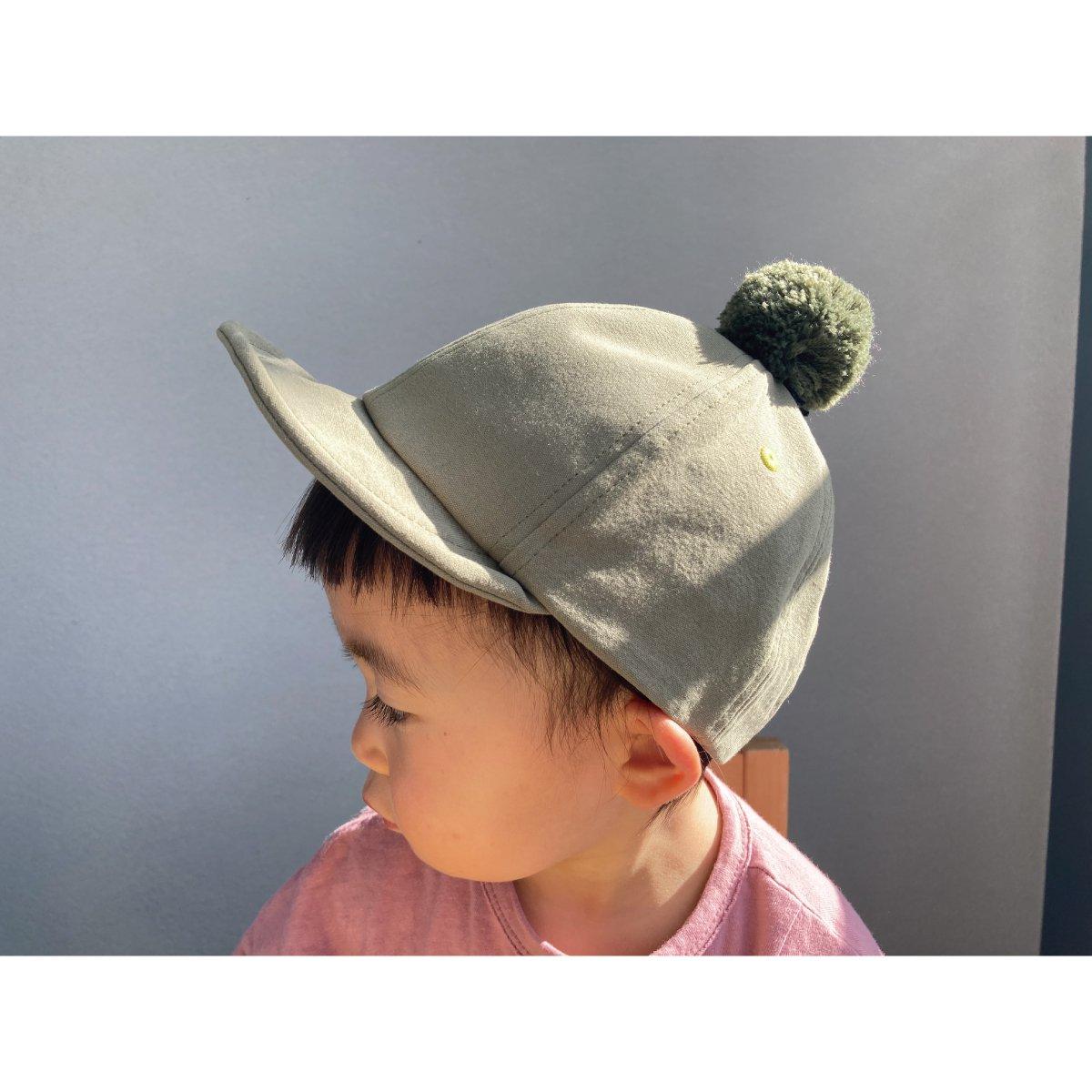 【KIDS】Dull Pon Cap 詳細画像34