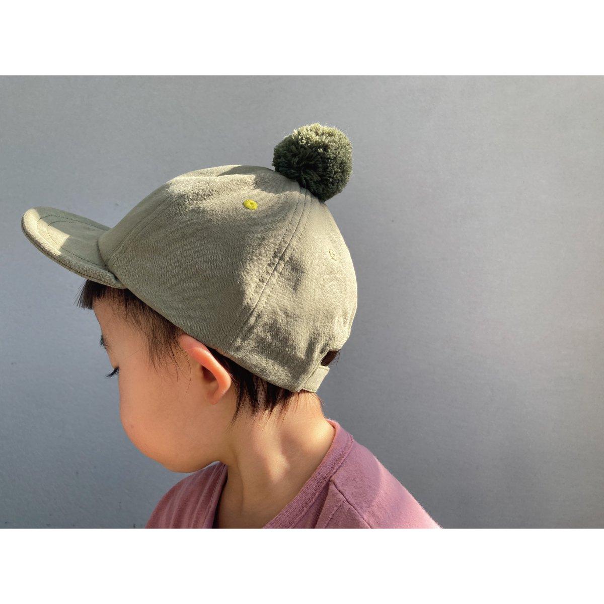 【KIDS】Dull Pon Cap 詳細画像35