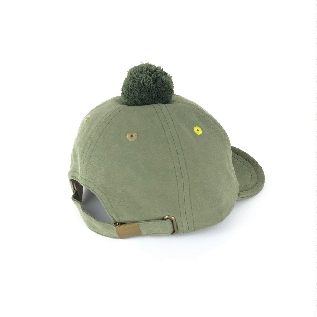 【KIDS】Dull Pon Cap 詳細画像9