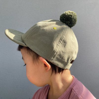 【KIDS】Dull Pon Cap