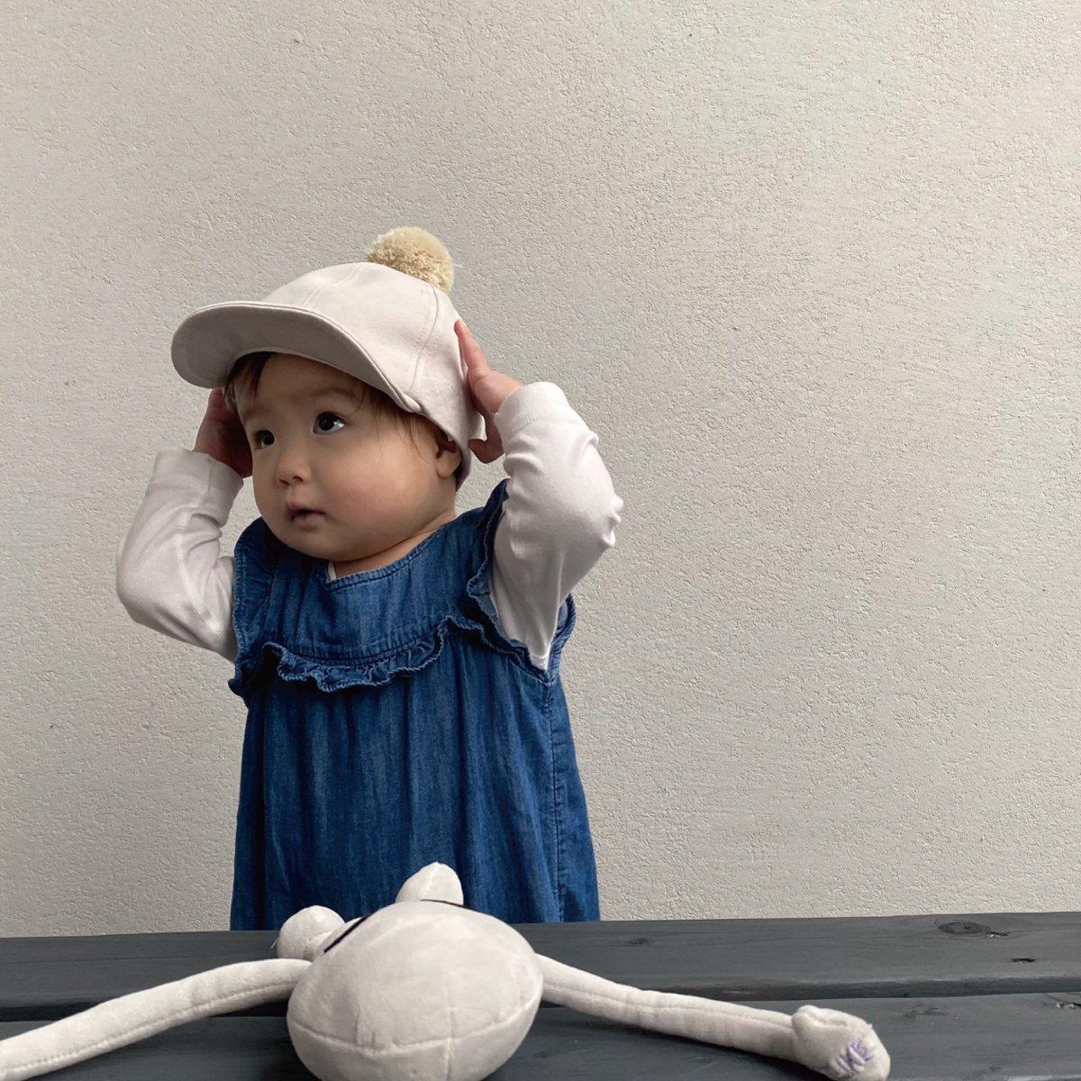 【BABY】Baby Dull Pon Cap 詳細画像18
