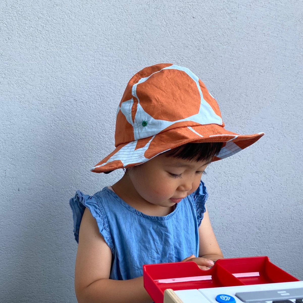 【KIDS】Dot Mountain Hat 詳細画像15