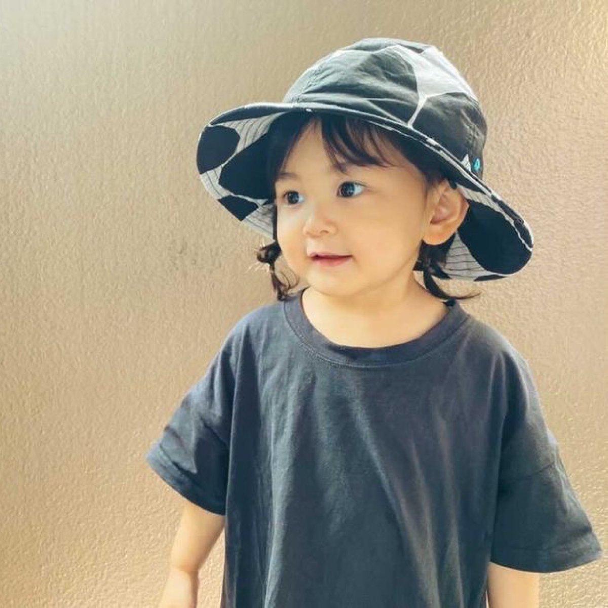 【KIDS】Dot Mountain Hat 詳細画像18