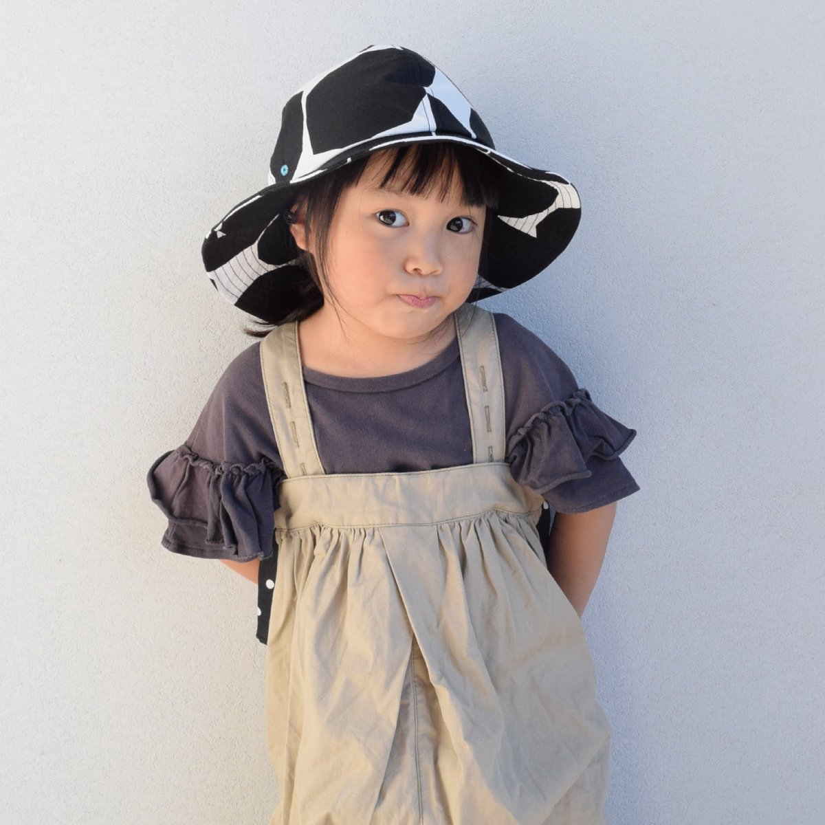 【KIDS】Dot Mountain Hat 詳細画像21