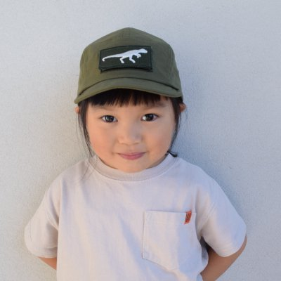 【KIDS】Dinosaur Magic Cap