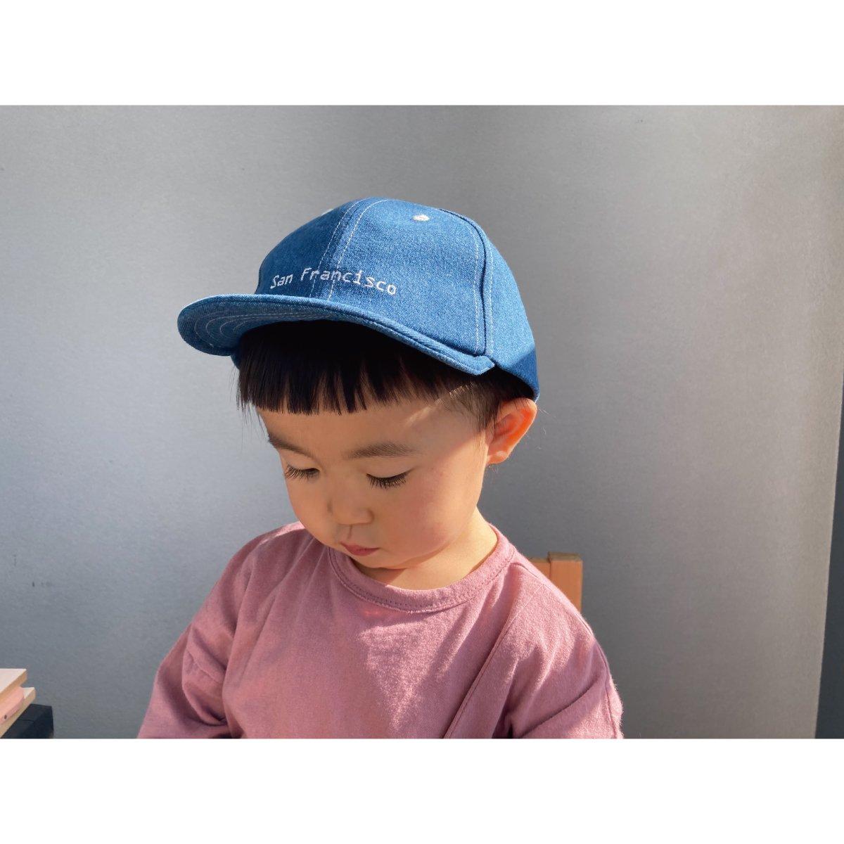 【KIDS】USA Twill Cap 詳細画像31