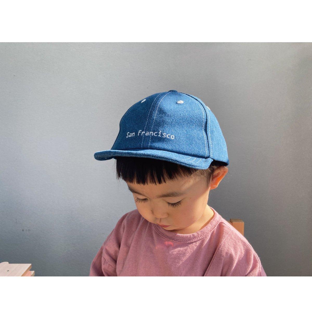 【KIDS】USA Twill Cap 詳細画像32