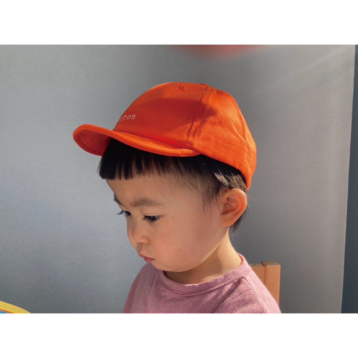 【KIDS】USA Twill Cap 詳細画像34