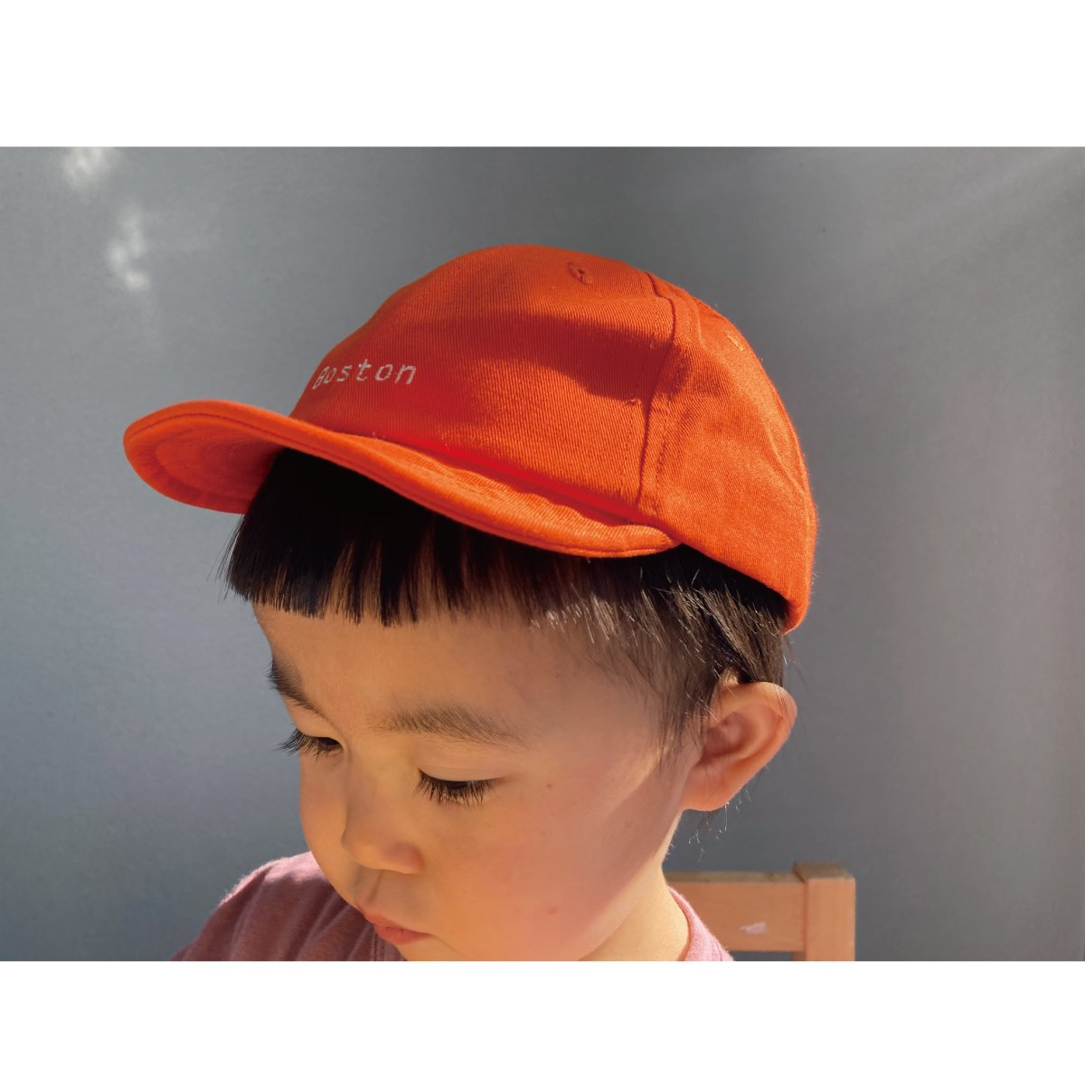 【KIDS】USA Twill Cap 詳細画像35