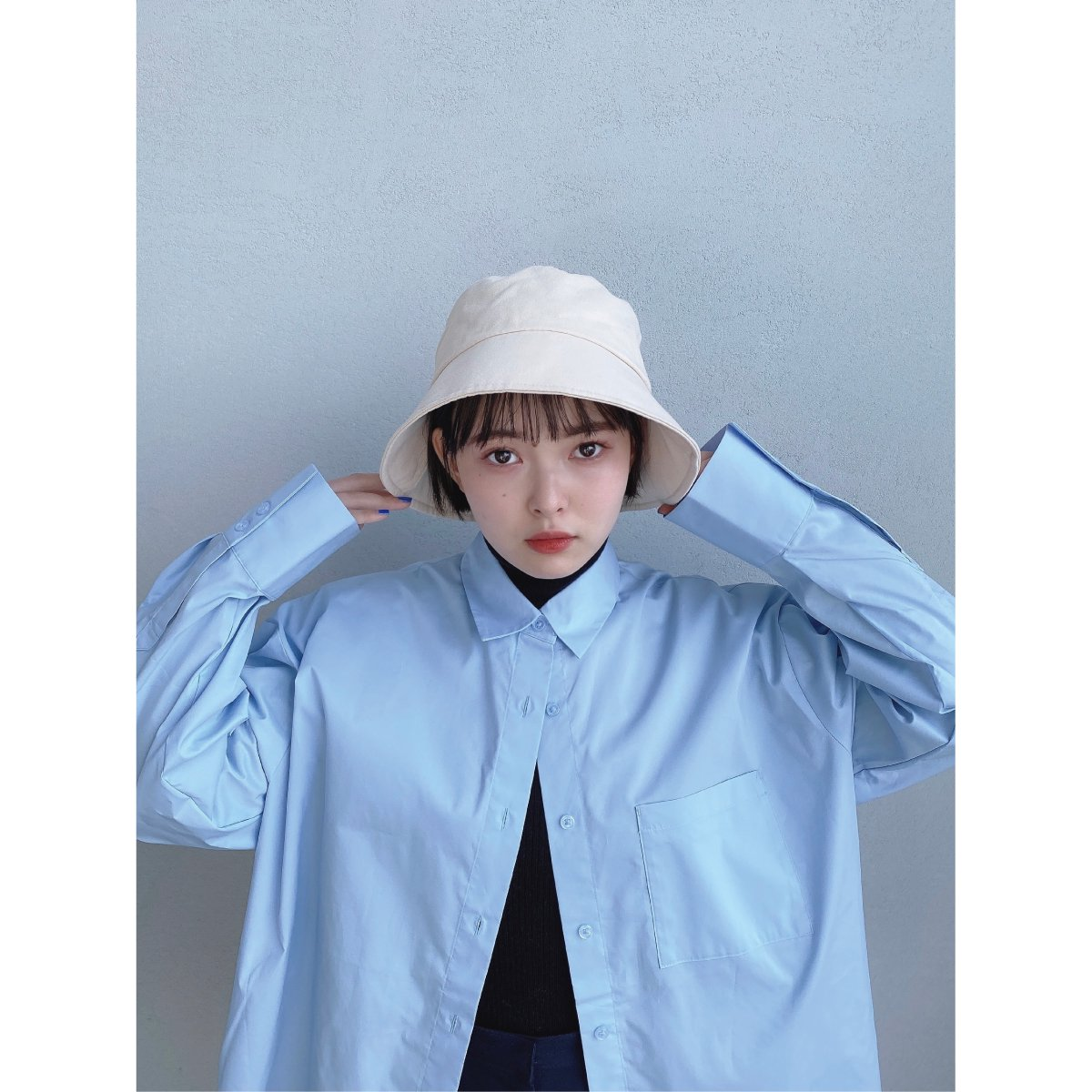 Tuck Hat 詳細画像18