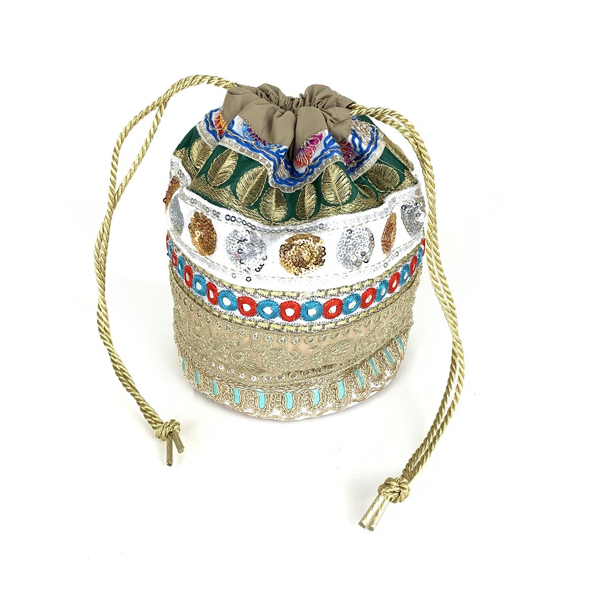 Ethnic Tape Bag 詳細画像2