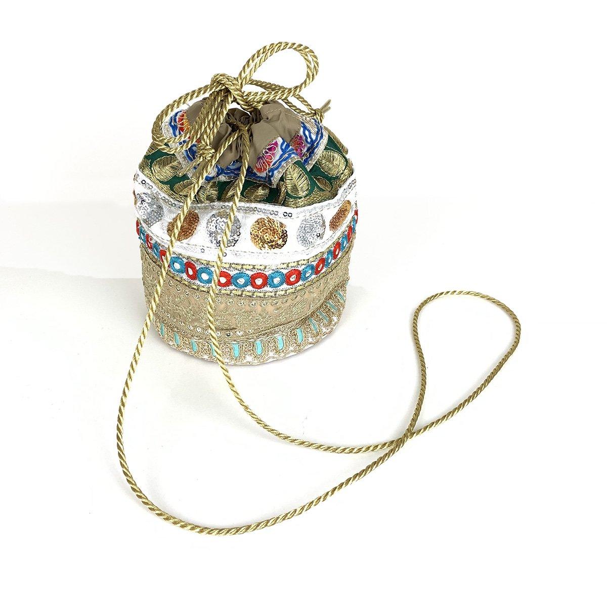 Ethnic Tape Bag 詳細画像8