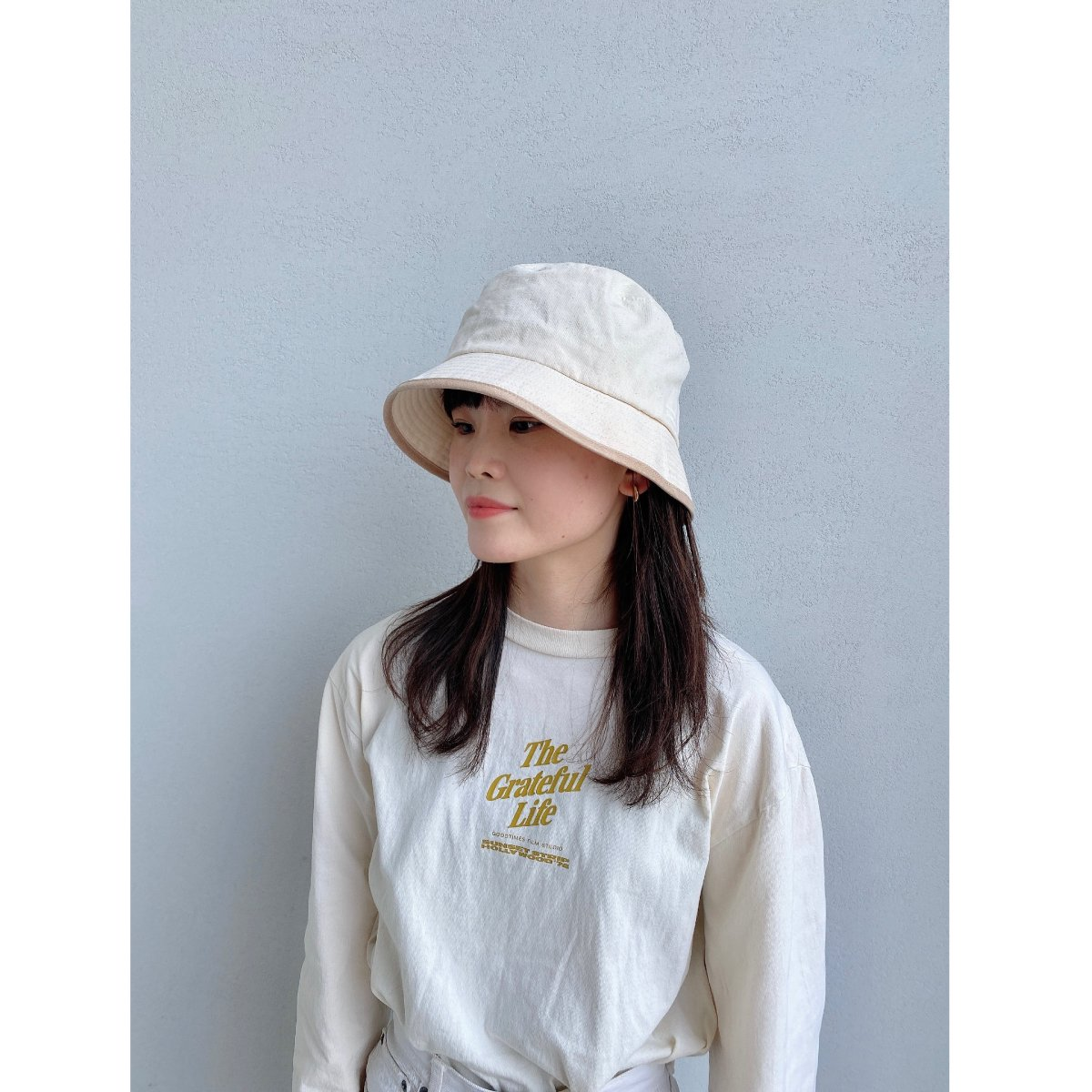 Leather Piping Hat 詳細画像21