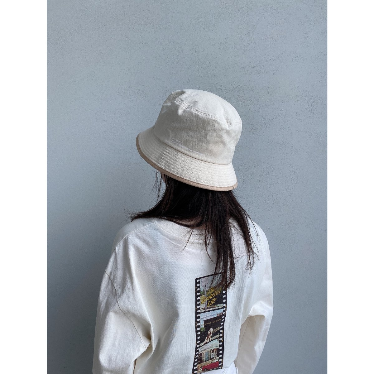 Leather Piping Hat 詳細画像23