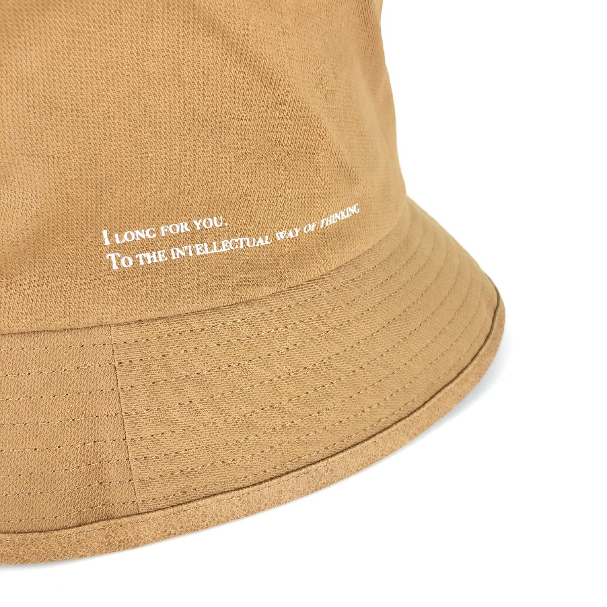 Leather Piping Hat 詳細画像5