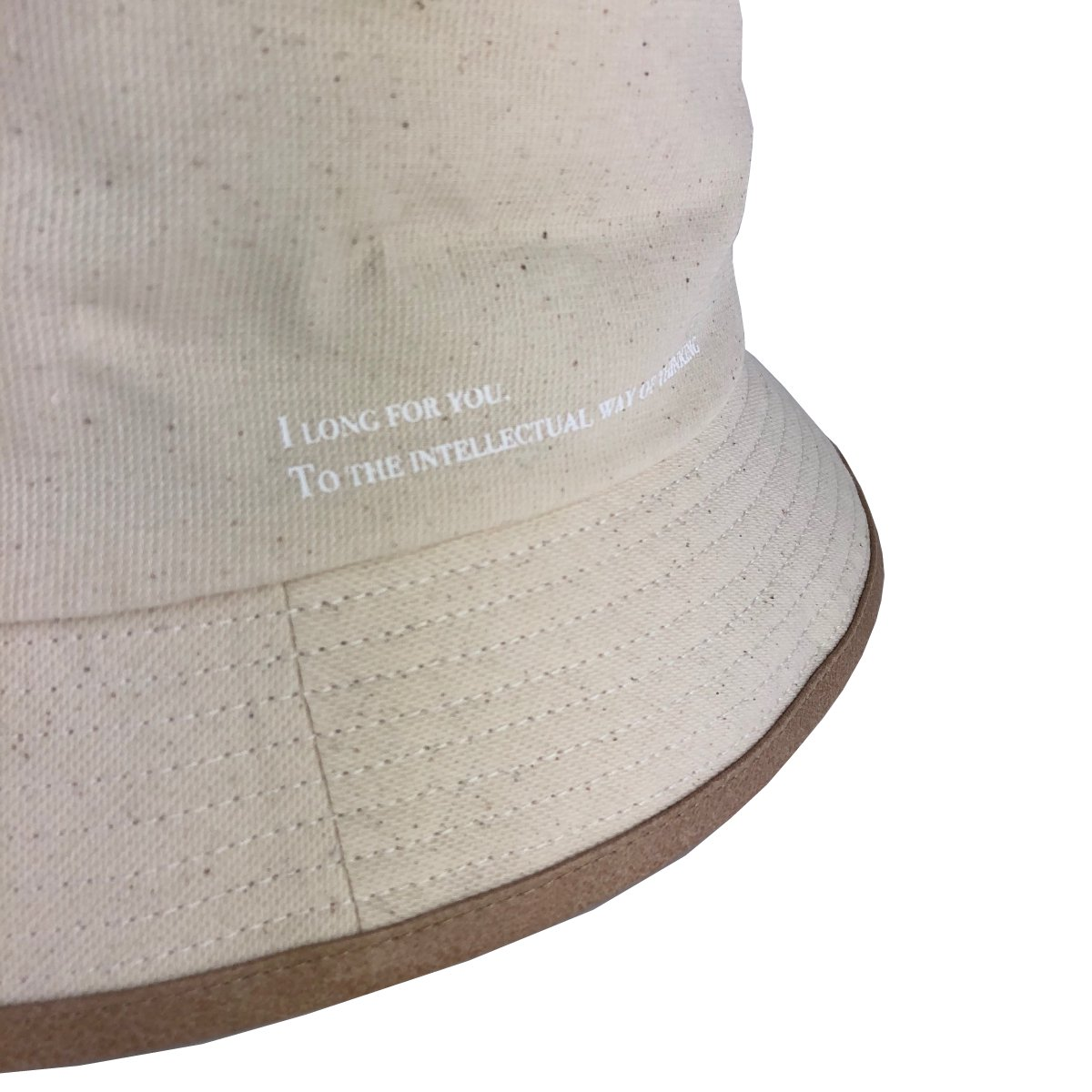 Leather Piping Hat 詳細画像6