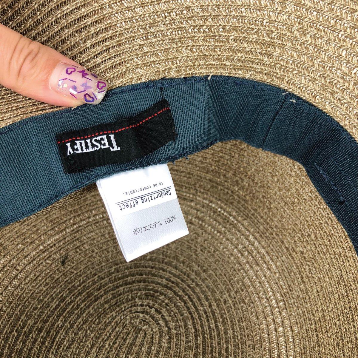 Tape Roll Hat 詳細画像11