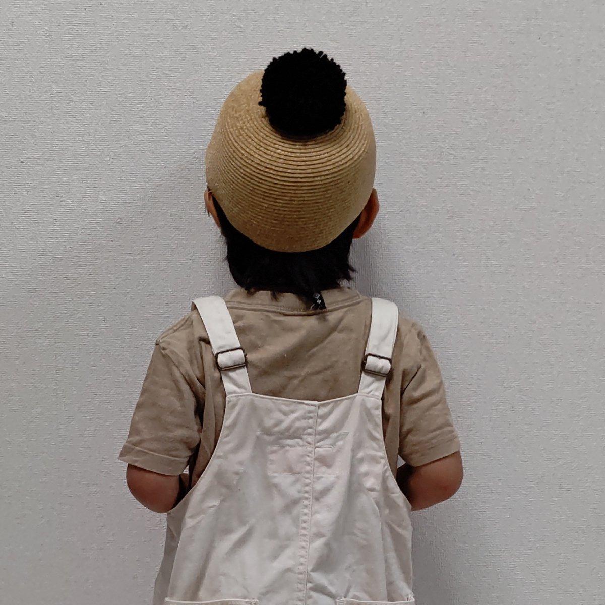 【KIDS】Big Pom Braid Cap 詳細画像16