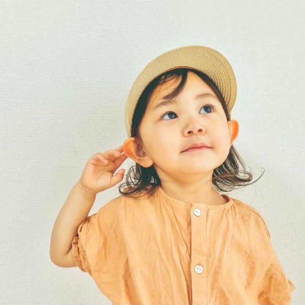 【KIDS】Big Pom Braid Cap 詳細画像20