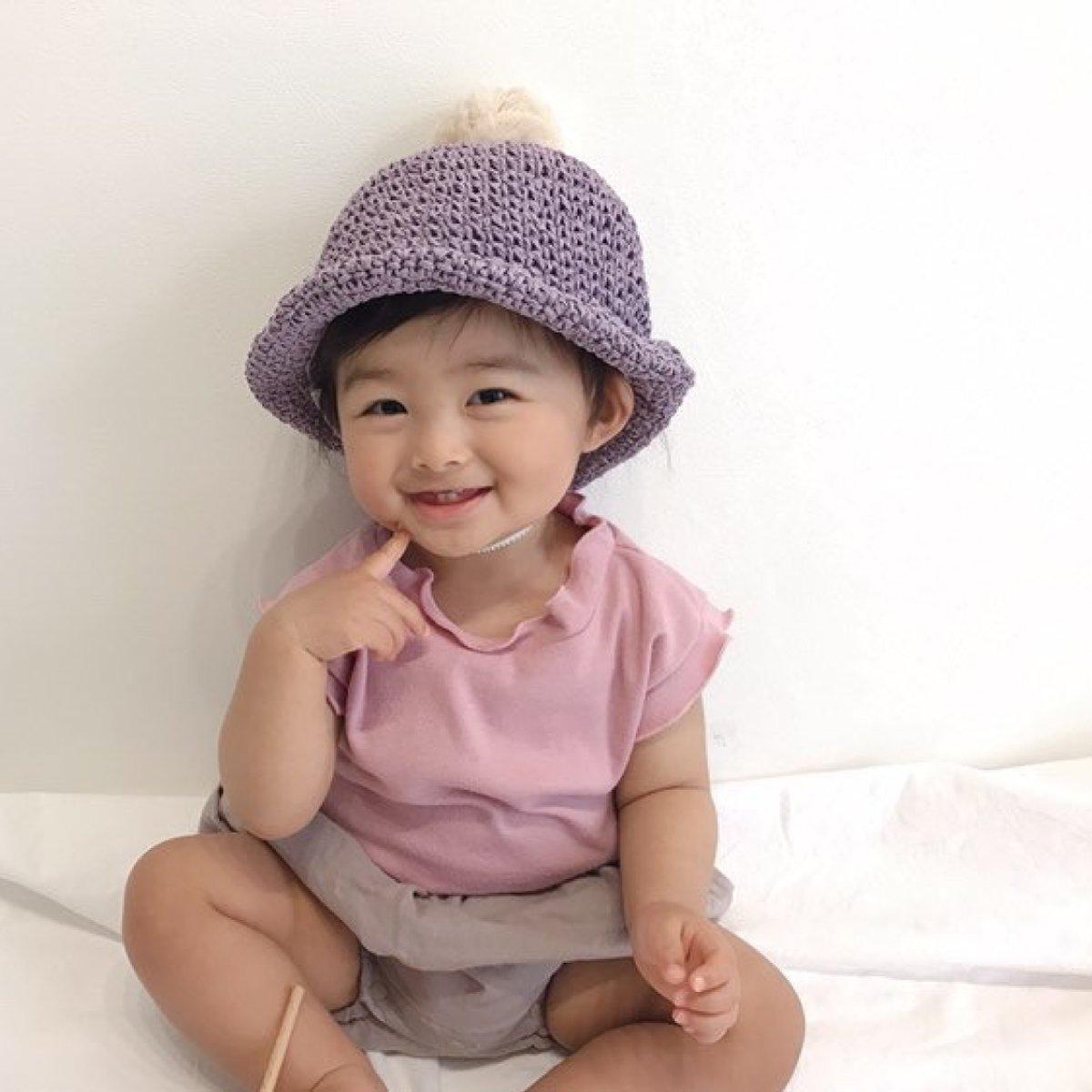 【BABY】Pon Coron Hat 詳細画像11