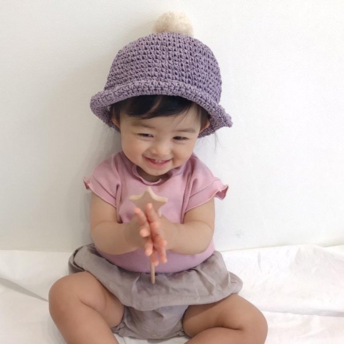 【BABY】Pon Coron Hat 詳細画像14