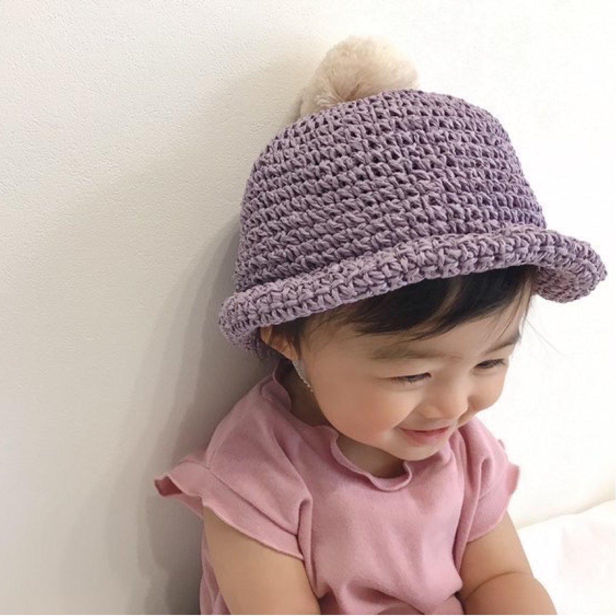 【BABY】Pon Coron Hat 詳細画像15