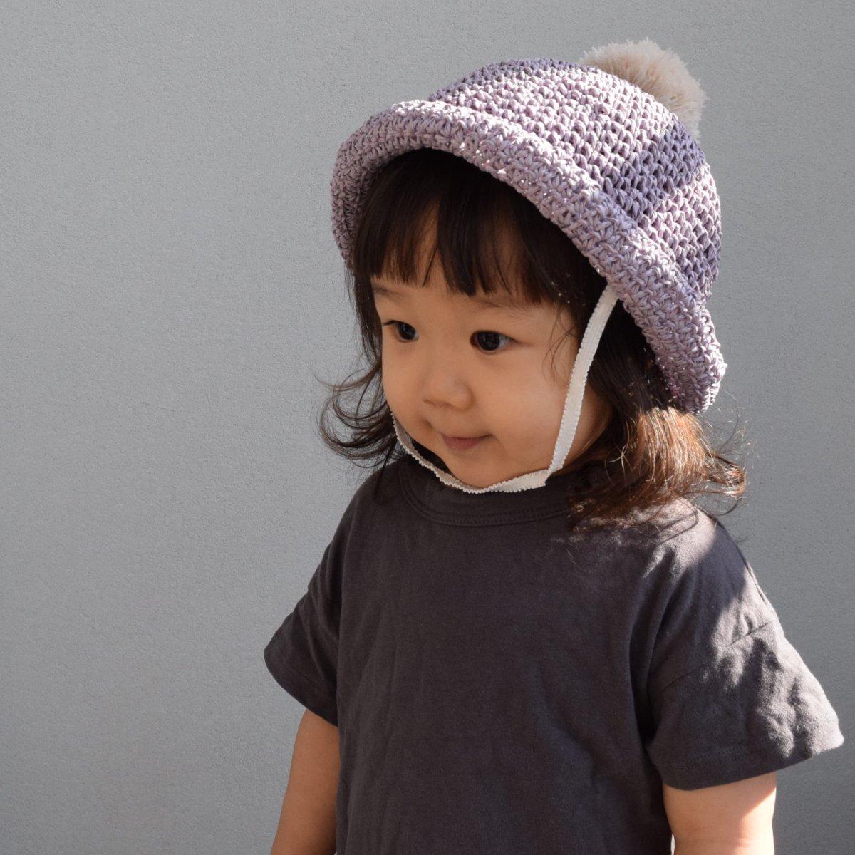 【BABY】Pon Coron Hat 詳細画像16