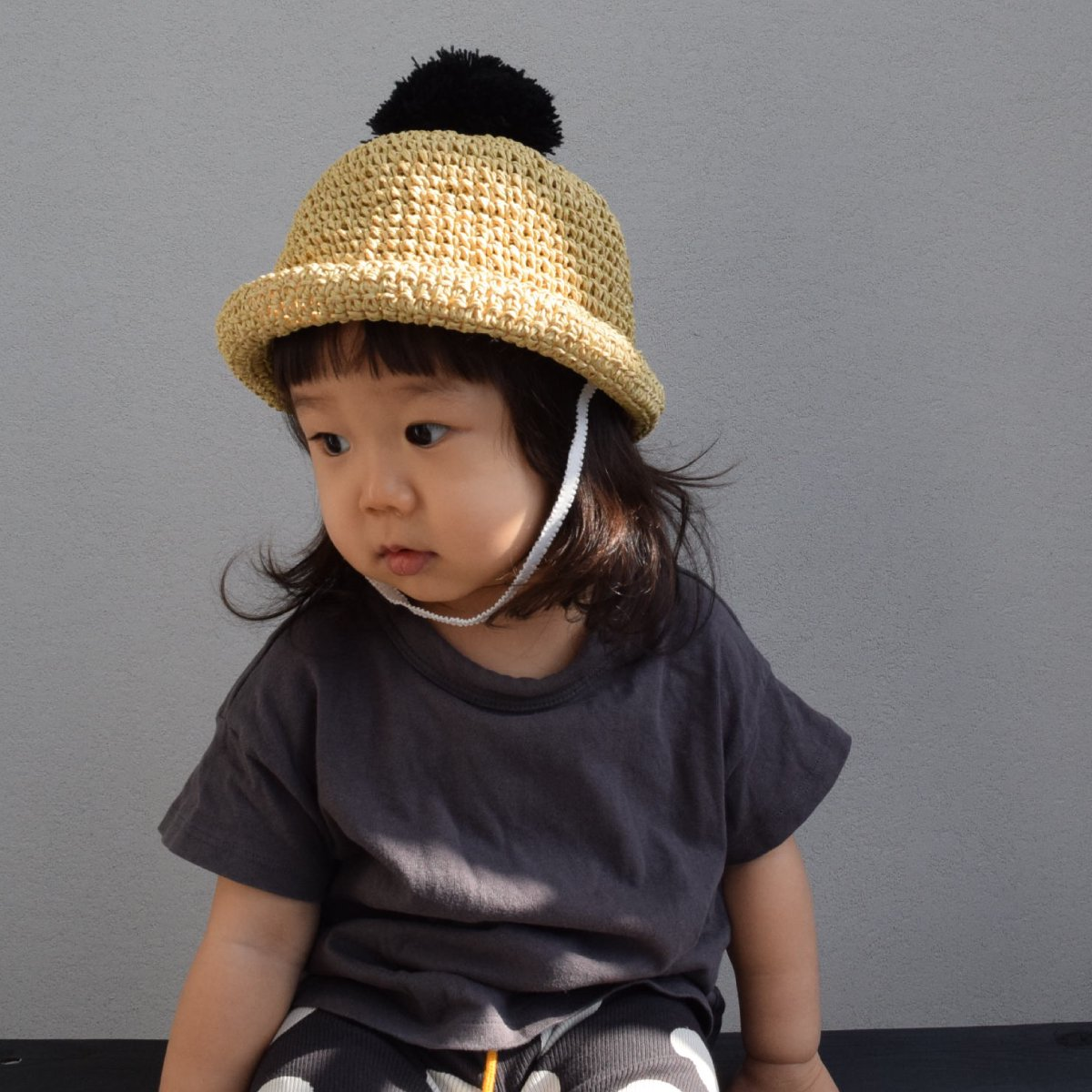 【BABY】Pon Coron Hat 詳細画像20
