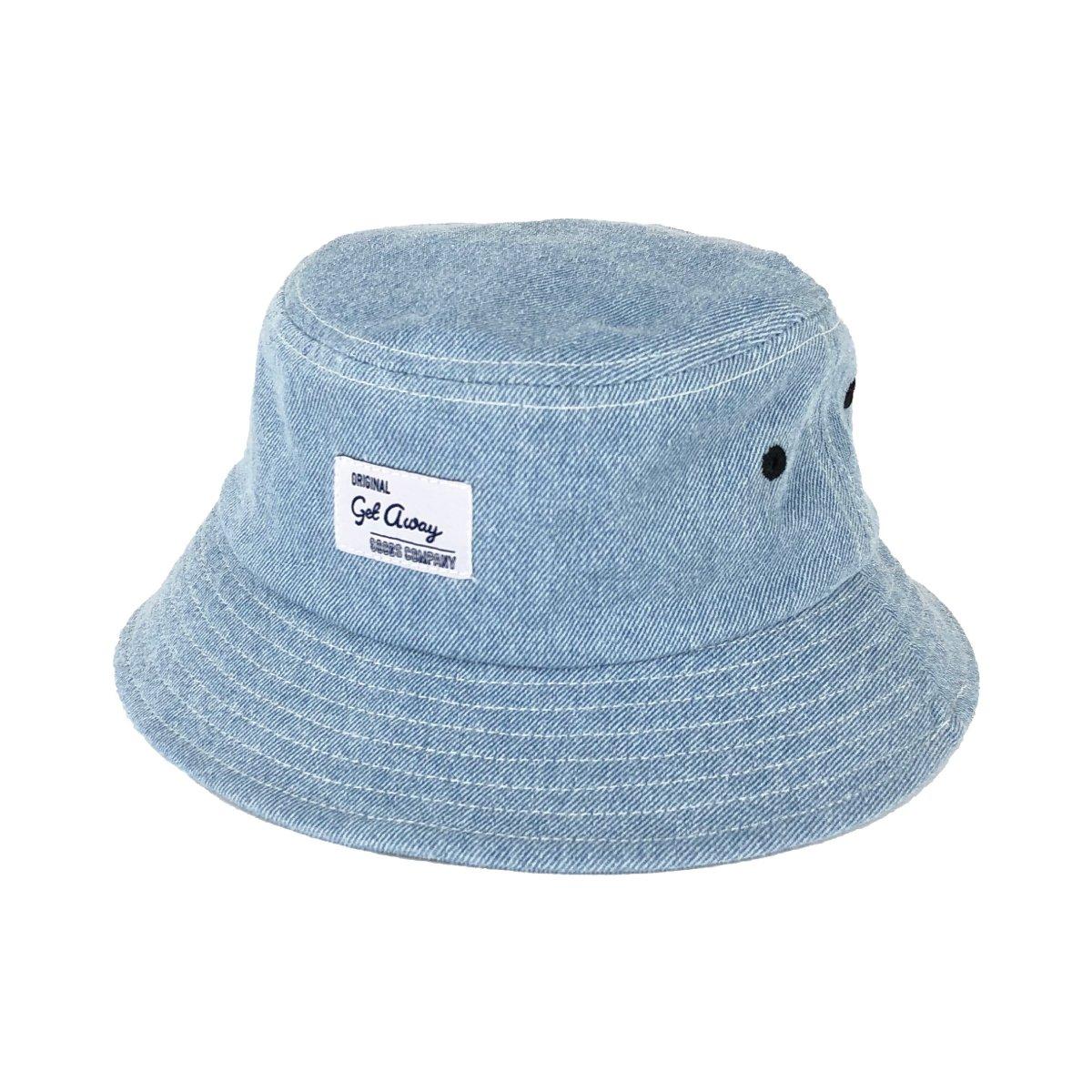 【BABY】Denim Wash Hat 詳細画像1