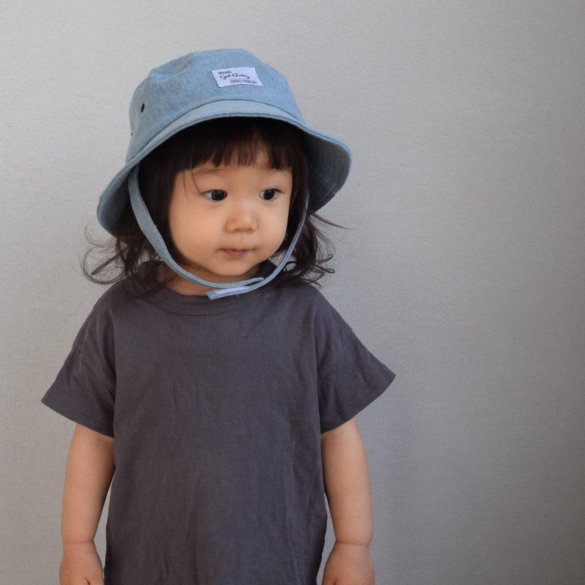 【BABY】Denim Wash Hat 詳細画像15