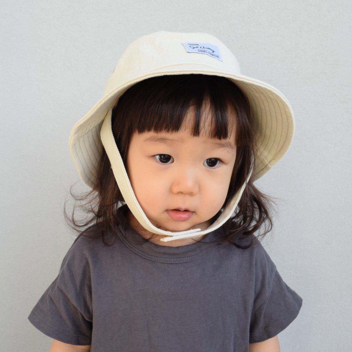 【BABY】Denim Wash Hat 詳細画像17