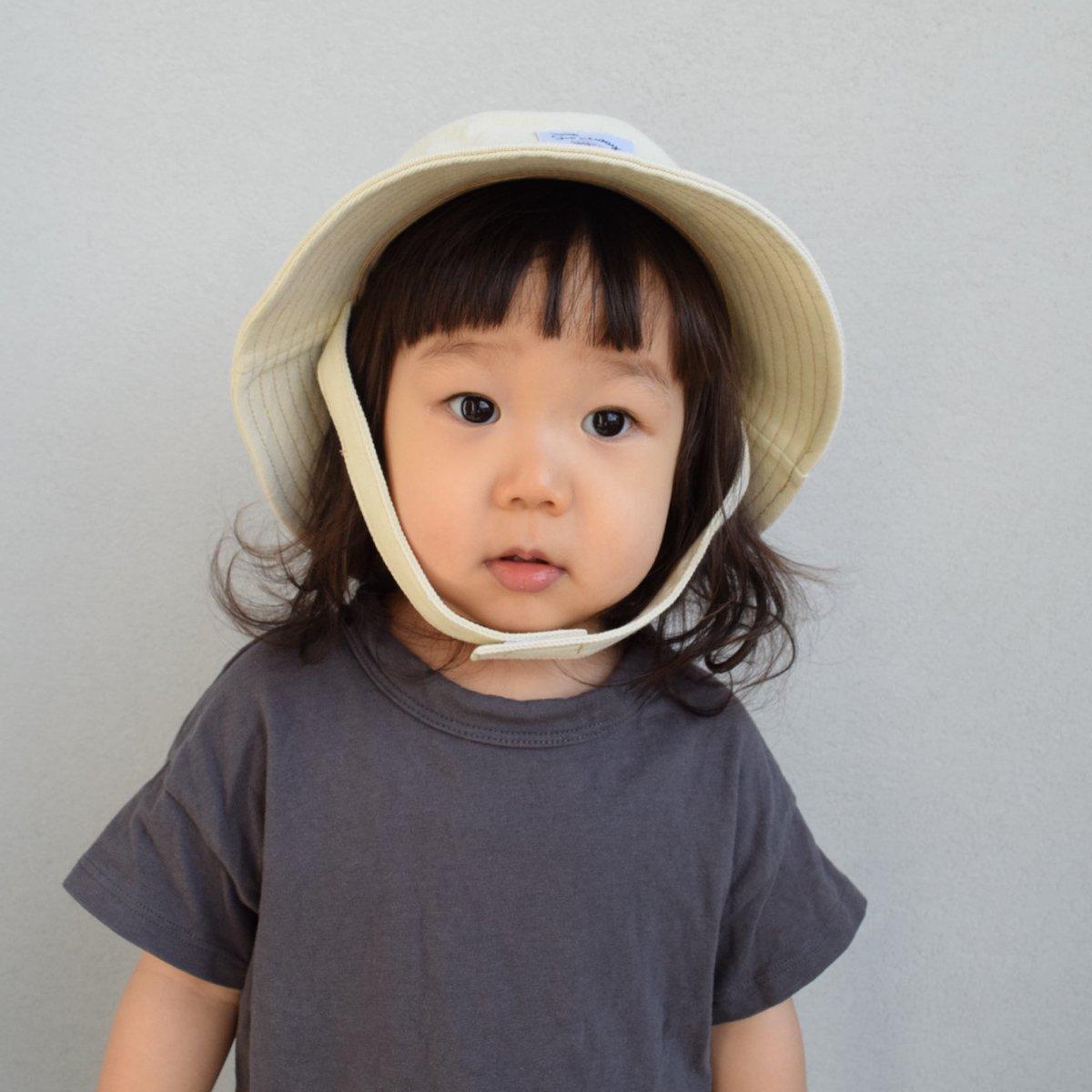 【BABY】Denim Wash Hat 詳細画像18
