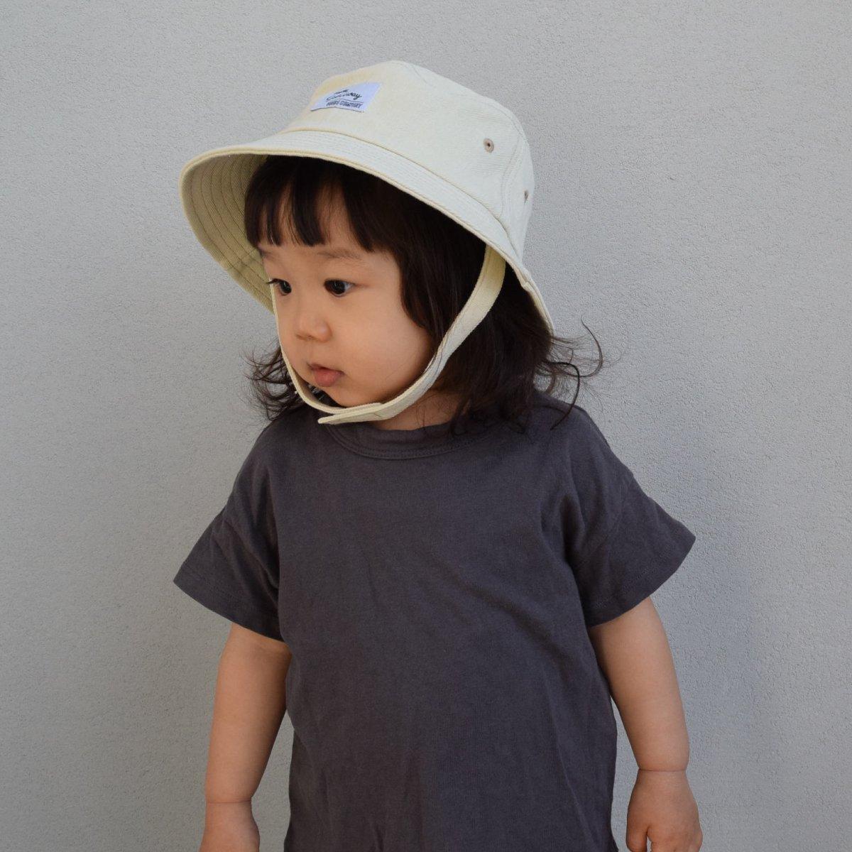 【BABY】Denim Wash Hat 詳細画像19