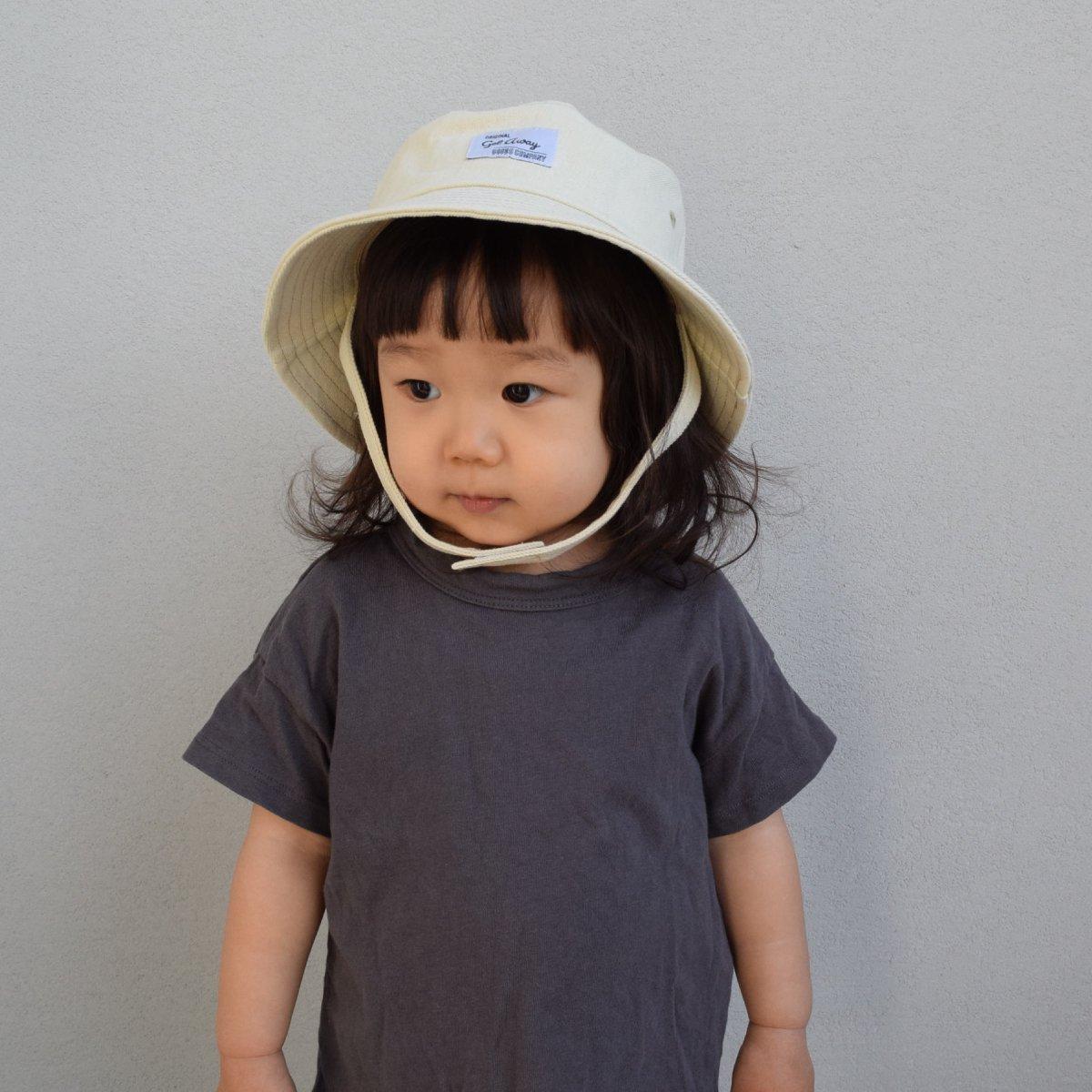 【BABY】Denim Wash Hat 詳細画像20