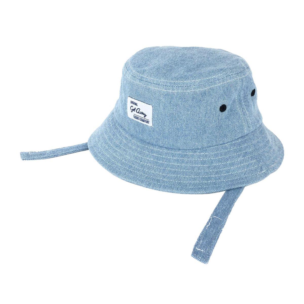 【BABY】Denim Wash Hat 詳細画像3