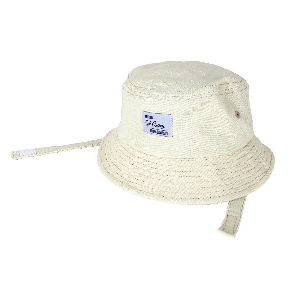 【BABY】Denim Wash Hat 詳細画像4