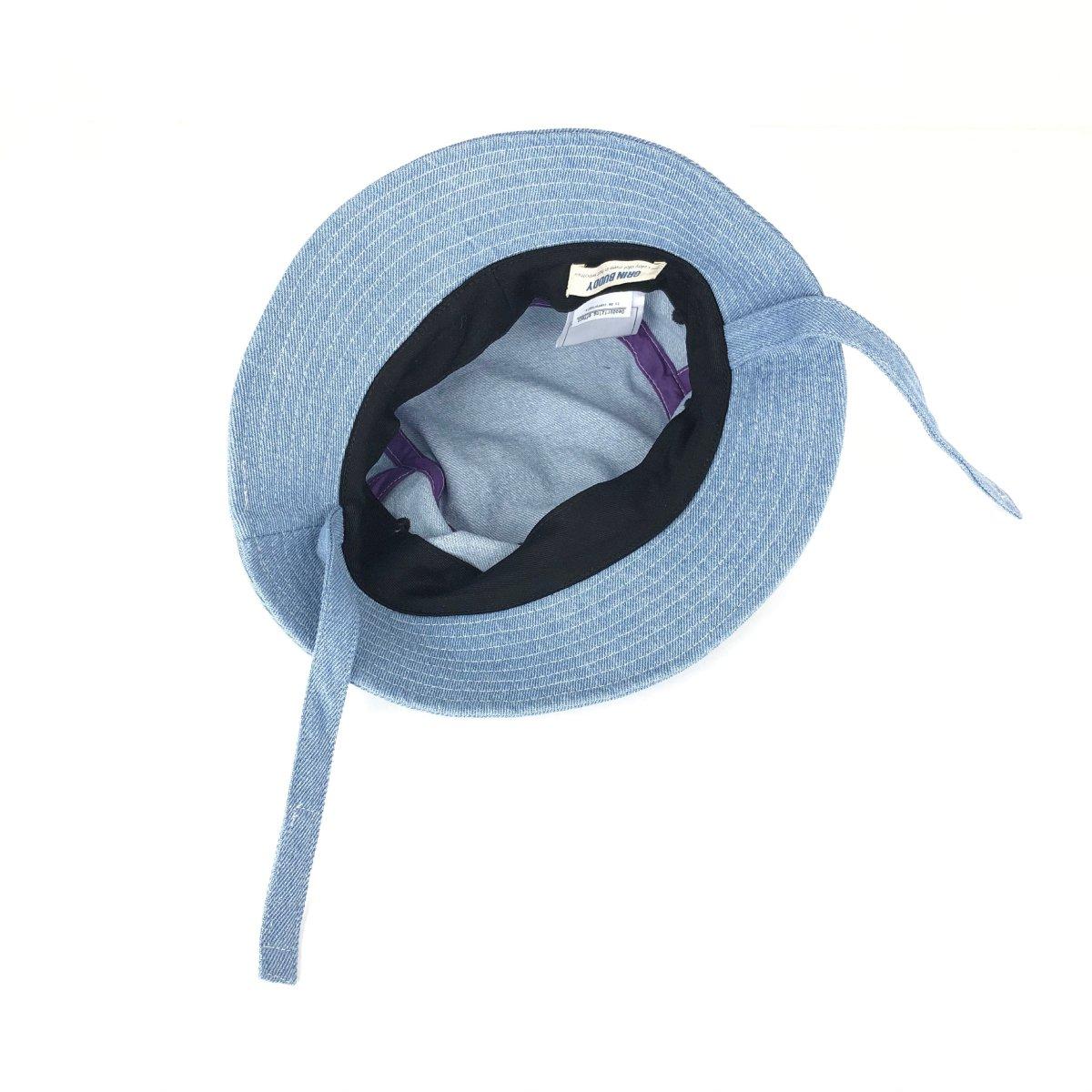 【BABY】Denim Wash Hat 詳細画像8