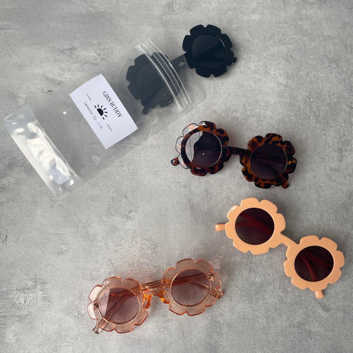 【KIDS】Kids Flower Sunglasses 詳細画像6